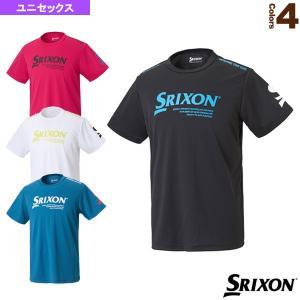 スリクソン テニス・バドミントンウェア(メンズ/ユニ) Tシ...