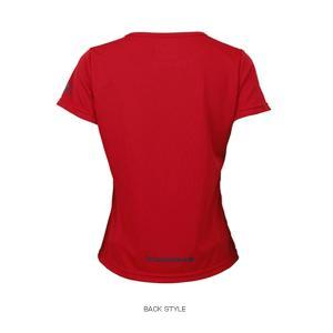 セントクリストファー テニス・バドミントンウェア(レディース)  STC プラクティスTシャツ/レディース(STC-AGW6051)|luckpiece|05