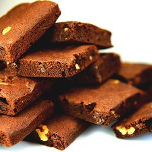 商品名:チョコブラウニー内容量:1kg 名称:焼菓子 原材料名:チョコレート、砂糖、卵、小麦粉、マー...
