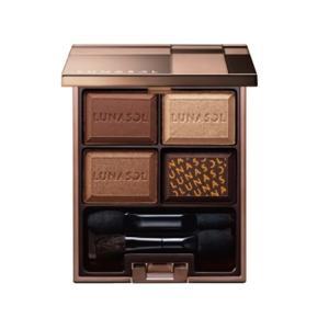 Lunasol SELECTION DE CHOCOLAT EYES #02  繊細で奥深いショコラ...