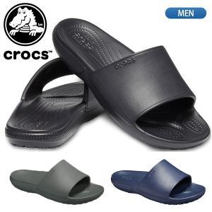 クロックス crocs クラシック 2.0 スライド メンズ 205732 国内正規品|lucksports