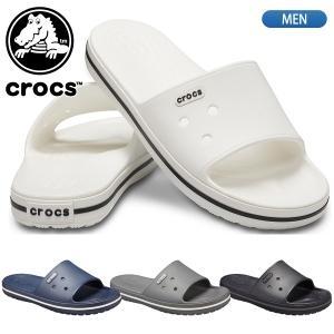 クロックス crocs クロックバンド 3.0 スライド メンズ 205733 国内正規品|lucksports