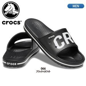 クロックス crocs クロックバンド 3.0 プリンテッド スライド メンズ 206003 国内正規品|lucksports
