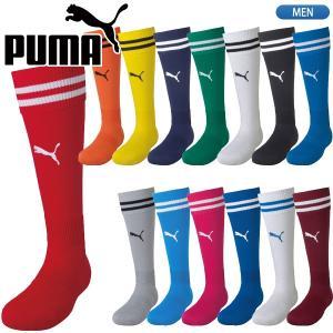 プーマ PUMA ライン入り ストッキング 729881|lucksports