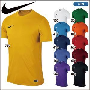 ナイキ NIKE メンズ 半袖 Tシャツ ドライフィット パーク VI S/S ジャージ 743362|lucksports