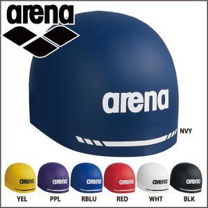 期間限定特価 アリーナ arena シリコンキャップ アクアフォース 3Dソフト ARN-5400|lucksports