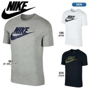 セール40%OFF ナイキ NIKE メンズ 半袖 Tシャツ カモフラージュ柄 BQ5368|lucksports