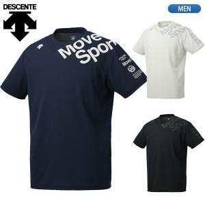 セール40%OFF デサント DESCENTE Move Sport ムーブスポーツ クアトロセンサー 半袖Tシャツ DMMNJA54 lucksports
