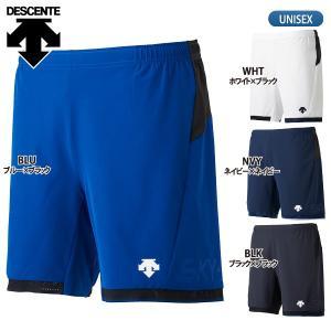 デサント DESCENTE バレーボールウェア ラクティス パンツ メンズ DSP-1902|lucksports