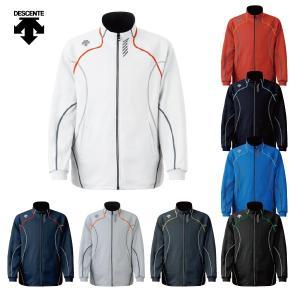 DESCENTE デサント トレーニングジャケット DTM-1910 B|lucksports
