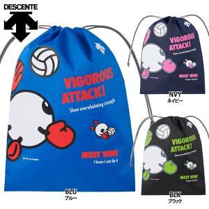 デサント DESCENTE バレーボール用品 VABOちゃん シューズバッグ DVA-8916 lucksports