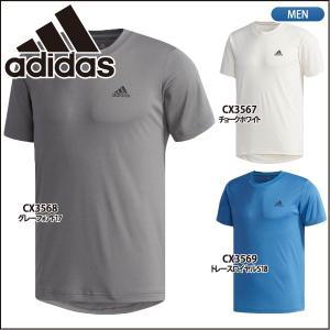 アディダス adidas Tシャツ ワンポイント ロゴ EUC92 ランニング ジョギング|lucksports