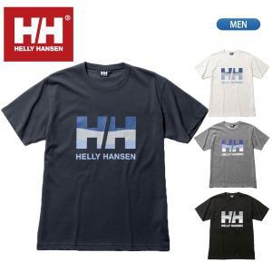 ヘリーハンセン HELLY HANSEN 半袖 グラフィックロゴティー メンズ HE61907|lucksports