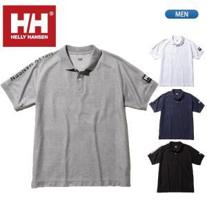 ヘリーハンセン HELLY HANSEN 半袖 チームポロ ポロシャツ メンズ HH31914|lucksports