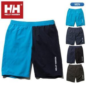 ヘリーハンセン HELLY HANSEN ソリッドウォーターショーツ ロング HH71906|lucksports