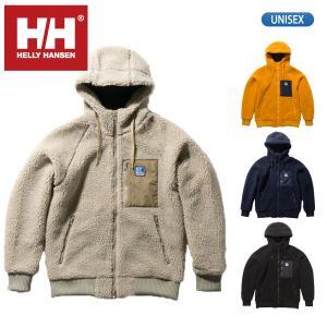 ヘリーハンセン HELLY HANSEN フリース ファイバーパイル サーモフーディ HOE51964|lucksports
