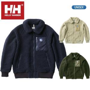 ヘリーハンセン  HELLY HANSEN  メンズ フリース ファイバーパイルサーモジャケット HOE51965|lucksports