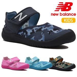 ニューバランス new balance キッズサンダル IO208 YO208 水陸両用サンダル  国内正規品|lucksports