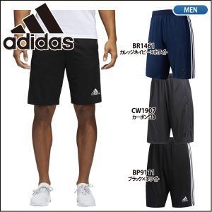 アディダス adidas ハーフパンツ MLS42 3ストライプス ランニング ジョギング|lucksports