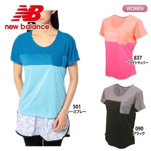 ニューバランス new balance レディース 半袖Tシャツ NBW-51413W lucksports