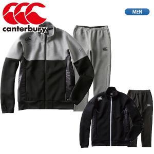 カンタベリー canterbury RUGBY+ ダフテックエアー アンセムジャケット パンツ 上下セット RP49530 RP19532|lucksports