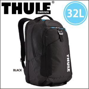 スーリー THULE バックパック クロスオーバー 32リッター TCBP-417  国内正規品 ブラック lucksports