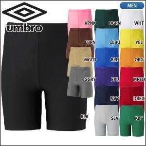 期間限定特価! UMBRO  アンブロ  ハーフ インナースパッツ UAS9300P メンズ|lucksports