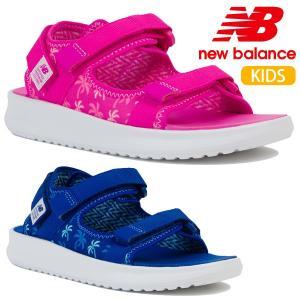 ニューバランス new balance キッズ スポーツサンダル YH750 ベルクロ 国内正規品|lucksports