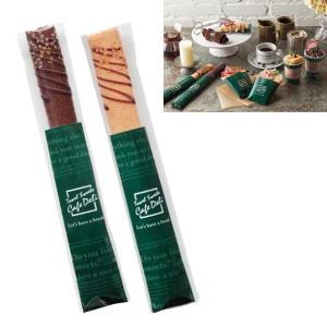 チュロス タオル CafeDeli タオルギフト 240個販売 タオルスイーツ プチギフト 販促品 景品|lucky-merci