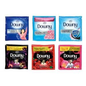 香りの柔軟剤 ダウニー1包 6種アソート 360個販売 2922757 まとめ割 ノベルティ 販促品