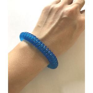 虫よけ 虫よけリング フリーサイズ 青色 400個販売 lucky-merci 02