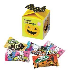 ハロウィン 景品 ハロウィンギフトBOX キャンディ5粒入 100個以上販売 ハロウィン キャンディ...