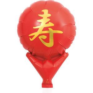 風船 アップライト丸 メッセージ柄風船 祝紅白 合格祝い・節目のお祝い用 10枚セット販売 lucky-merci