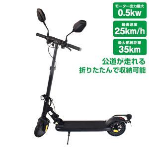 電動バイク 電動キックボード 公道 仕様 走行可 免許 保安部品標準装備 スクーター 立ち乗り式 二...