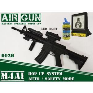 電動ガン M4A1 HOPUP アメリカ軍採用 BB弾 ターゲット ###電動ガンD92H/的/弾◆###|luckycraft-sp