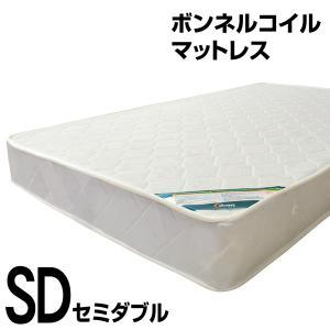ボンネルコイルマットレスセミダブル-ART|luckykagu