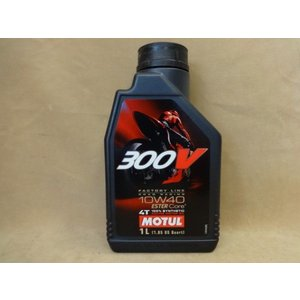 モチュール300V 4T 10W40  1L MOTUL|luckys-shop