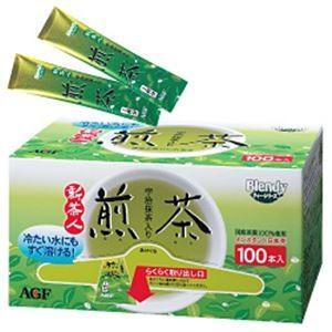 AGF 新茶人 宇治抹茶入り煎茶|luckytail