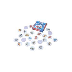 カワダ ビークル・メモリー 〔知育玩具〕|luckytail