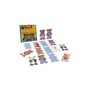 カワダ テディ・メモリー 〔知育玩具〕|luckytail