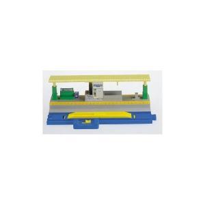〔プラレール〕 タカラトミー プラキッズ J-28 駅セット