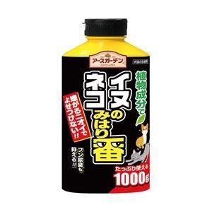 (業務用セット) アース製薬 イヌ・ネコのみはり番 1個(1000g) 〔×5セット〕 luckytail