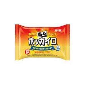 【商品名】 (業務用100セット) 興和新薬 貼るホッカイロ 10個入 HH-R10A 【ジャンル・...