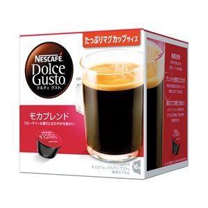 ネスレ日本 ネスカフェ ドルチェ グスト 専用カプセル モカブレンド 1箱(9g x 16個)|luckytail