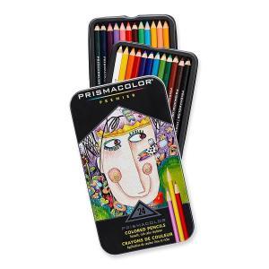 色鉛筆 サンフォード SANFORD プリズマカラー PRISMACOLOR 24色セット luckytail