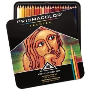色鉛筆 サンフォード SANFORD プリズマカラー PRISMACOLOR 48色セット luckytail