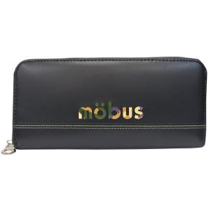 モーブス 長財布 ラウンドファスナー mobus 迷彩ロゴプリント 合皮 ファスナータイプ ロングウォレット MOS-163|luggagemarket