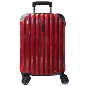 ハードキャリー スーツケース ファスナータイプ FINE-R IV 18.5inch 100席以上 機内持ち込みサイズ TSAロック付き 2〜3泊目安 31L 103-930|luggagemarket
