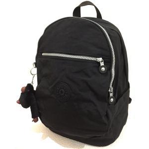 キプリング リュックサック Kipling Basic Collection K15016900 Clas Challenger A4サイズデイパック/Black|luggagemarket