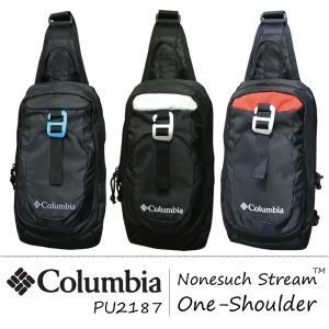 コロンビア ボディバッグ Columbia Nonesuch Stream One-Shoulder ワンショルダー 軽量・撥水加工素材使用 PU2187|luggagemarket